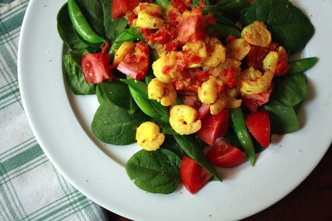 "<alt img=""Spicy Shrimp Salad""/>"