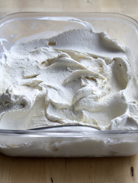 """vanilla bean ice cream"""