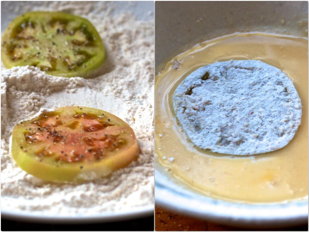 """<img alt=""""Preparing Fried Green Tomatoes"""" />"""