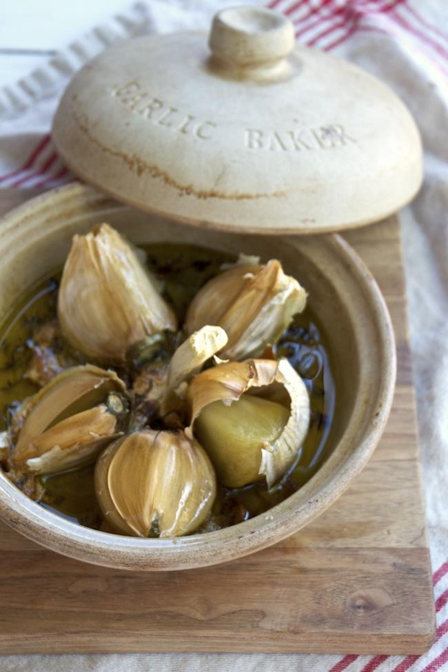 Slow Roasted Elephant Garlic Sass Amp Veracity