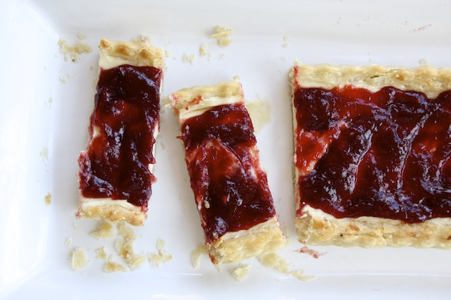 A Sweetheart for Me and a Simple Jam Tart for You