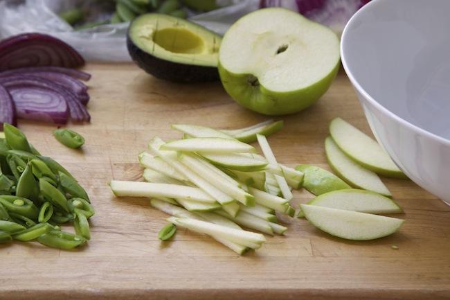 """<img alt=""""Green Apple Matchsticks""""/>"""