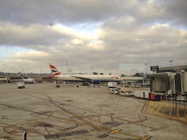 To Paris via London Heathrow:  An Epic Tale