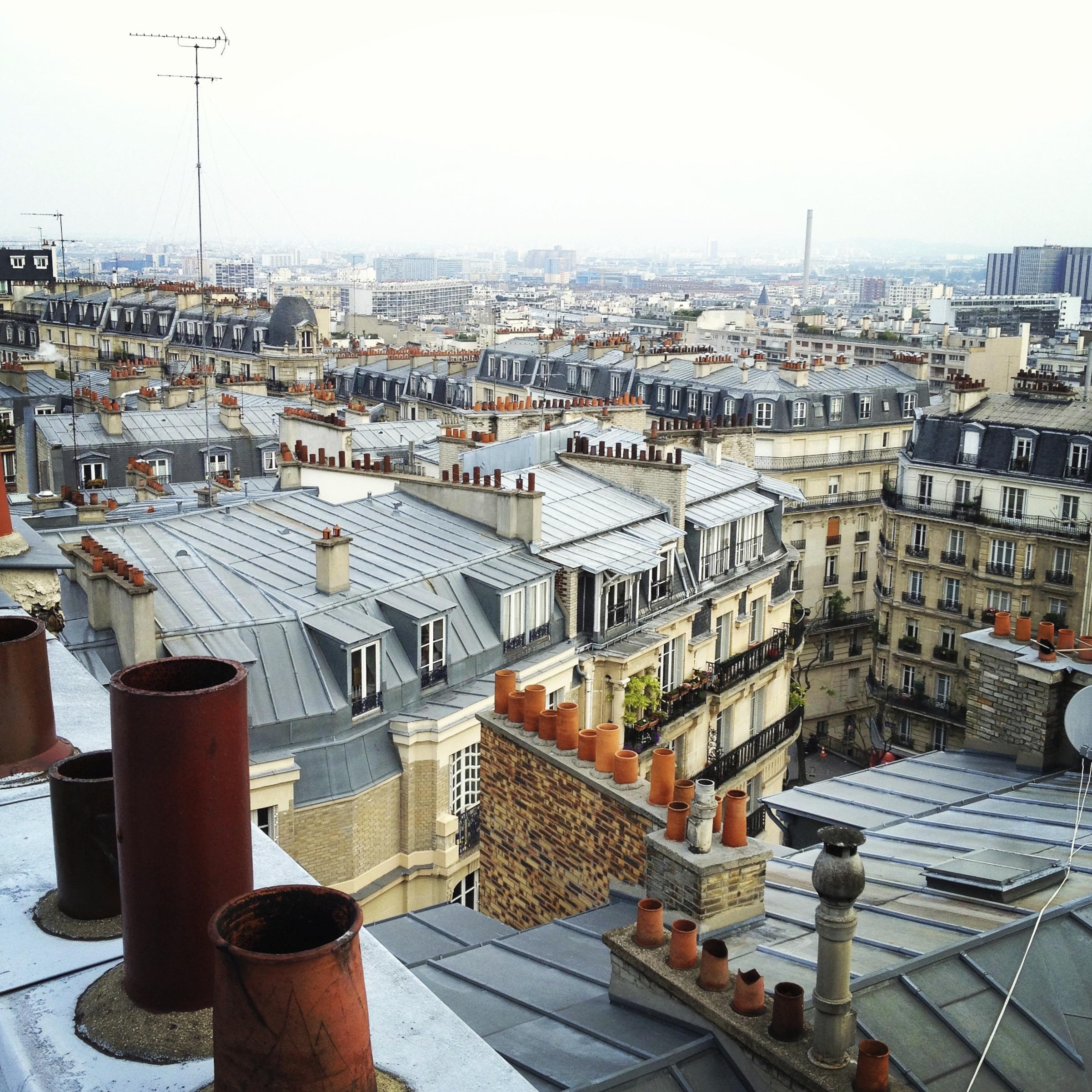 Paris Perspective:  Montmartre