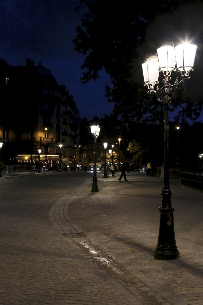 "<img alt=""Paris Night on the Pont au Double""/>"