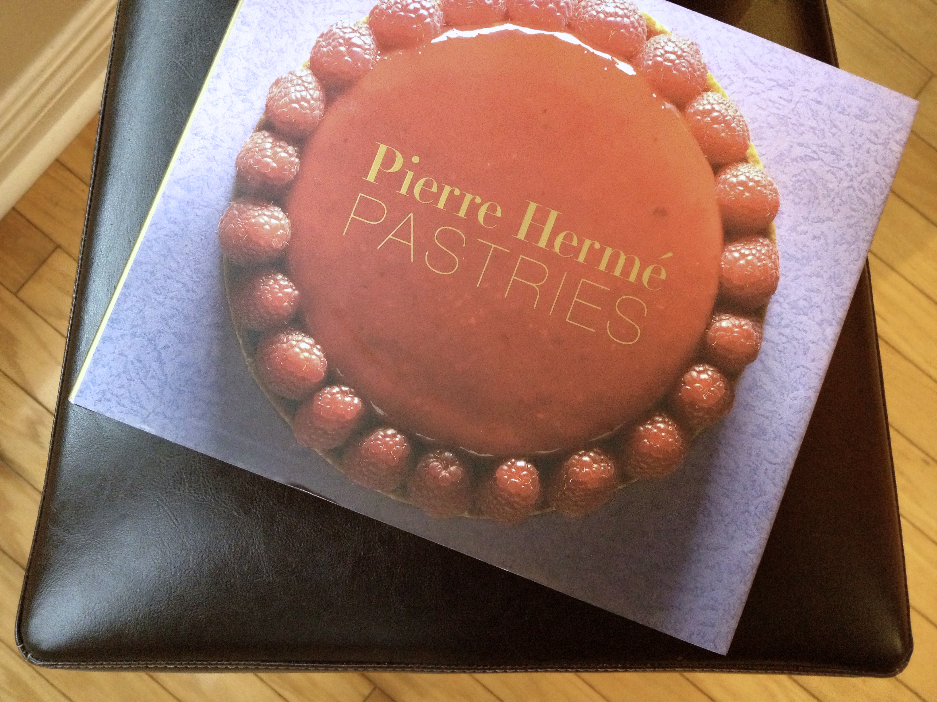 "Pierre Hermé's Traveling ""Tango"""