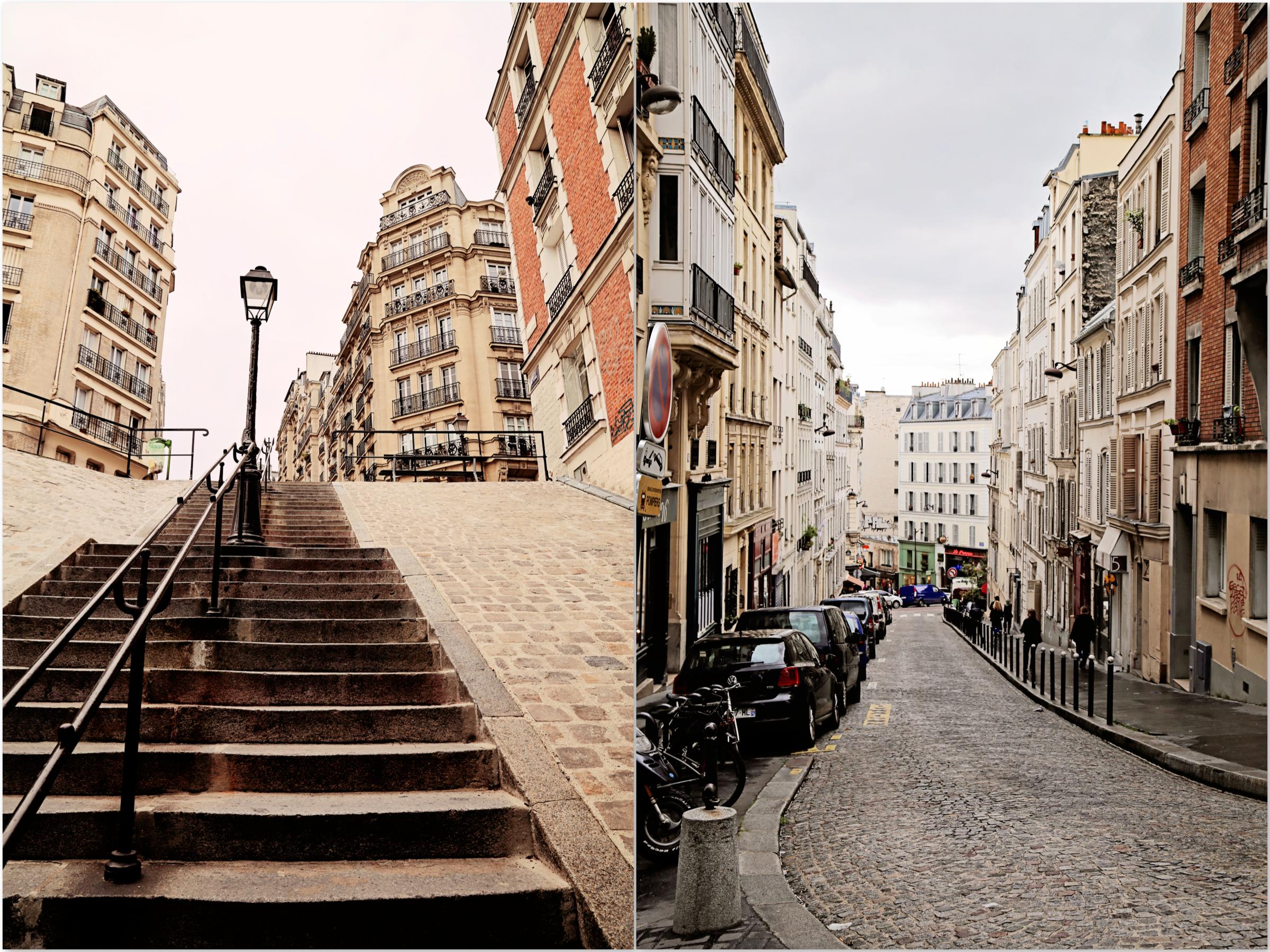 Paris perspective montmartre sass veracity - Latitude de paris ...