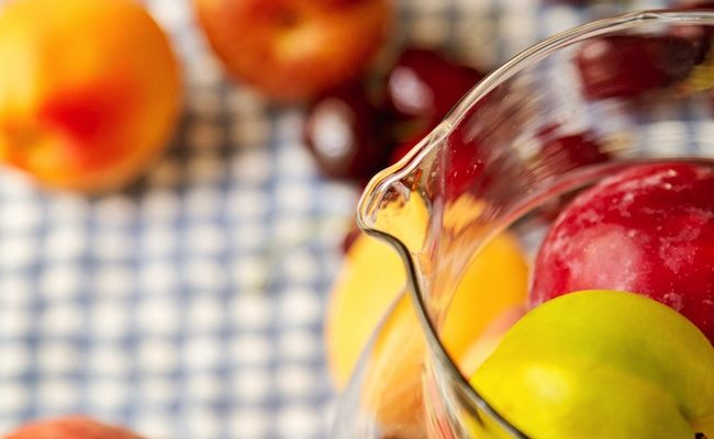 Rosé Sangria with Summer Stone Fruit