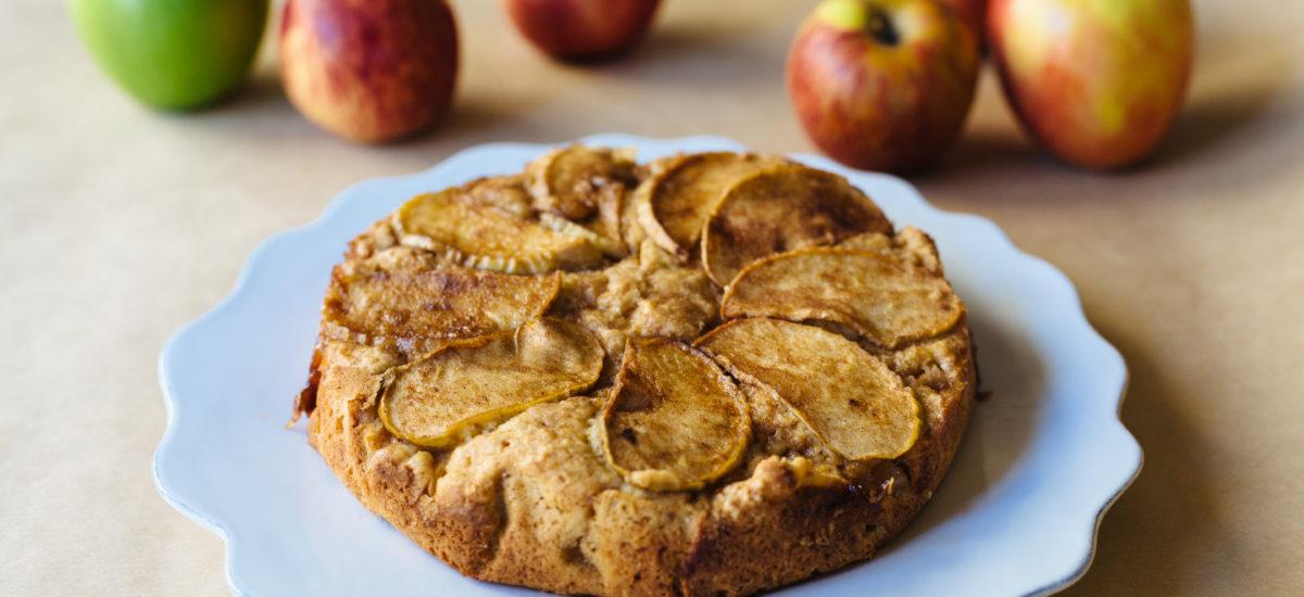 A Yank's Dorset Apple Cake