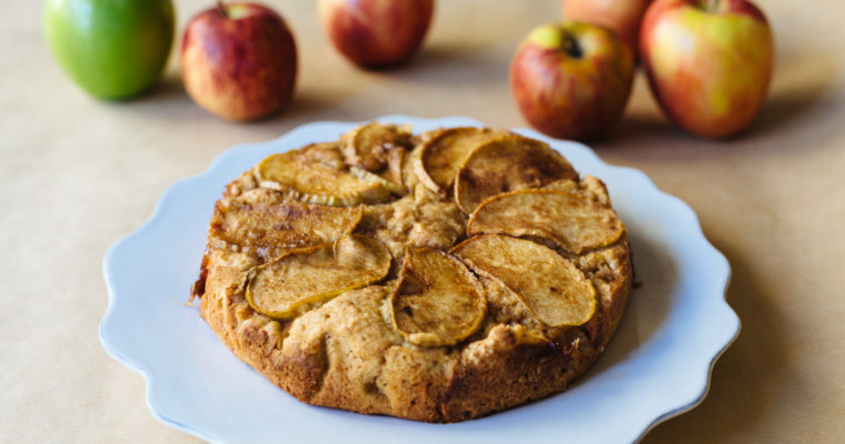 A Yank's Dorset Apple Cake